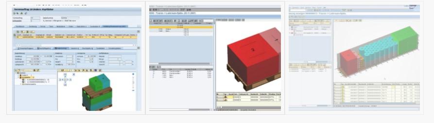 SAP Transport-Management und Disposition – ORTEC 1